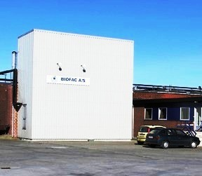 Biofac A/S Esbjerg factory