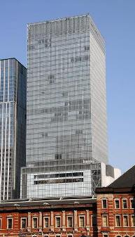 Daiwa Securities office building in Tokyo