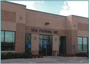 MGI Pharma headoffice