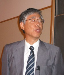 Satoshi Toyoshima, Ph.D, Executive Director and Director Center for Product Evaluation, PMDA